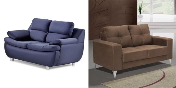 Modelos de sofas para salas o primeiro ponto que o mvel d for Sofa para sala de tv