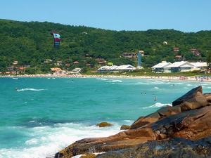 Praia da Lagoinha.