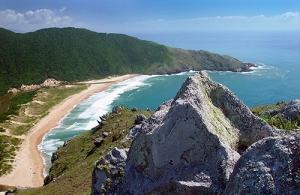 Praia Lagoinha do Leste.