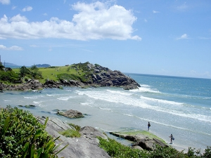 Praia do Matadeiro.