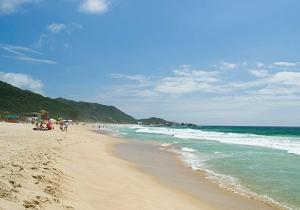 Praia Mole.