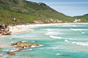 Praia da Galheta.