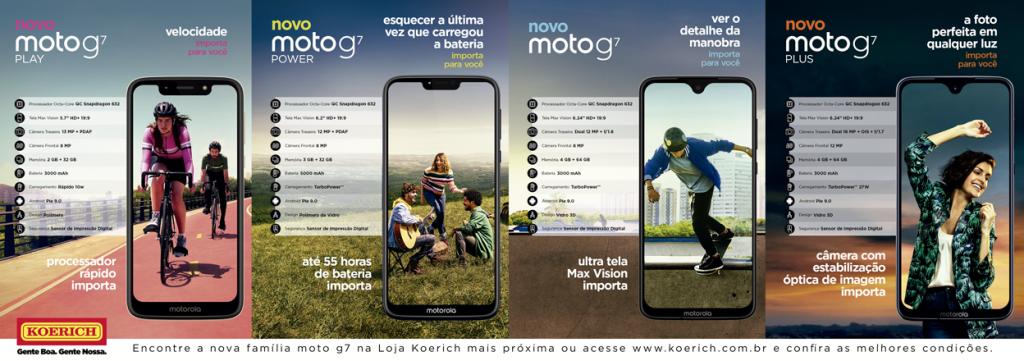 Família Moto G7